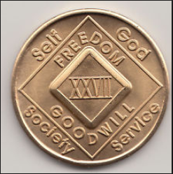 Medallion - Only available in meeting
